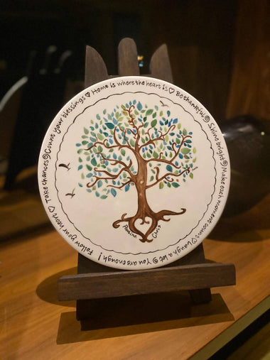 Tree of Life/customized/porcelain