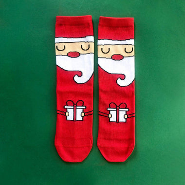 Santa Socks | Regular fit