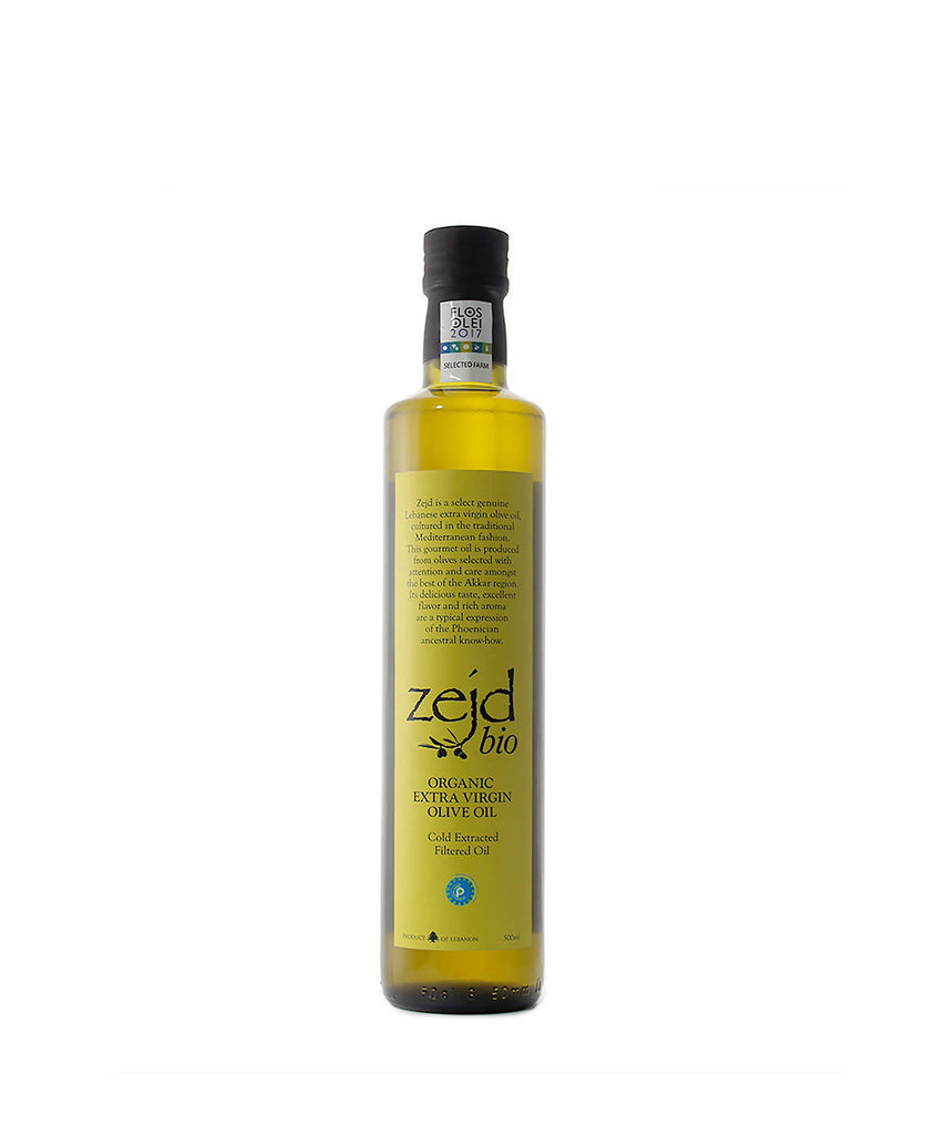organic extra virgin olive oil- 500 ml