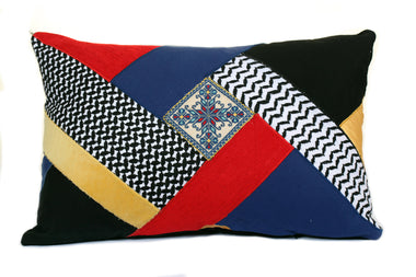 Keffiyeh Cushion