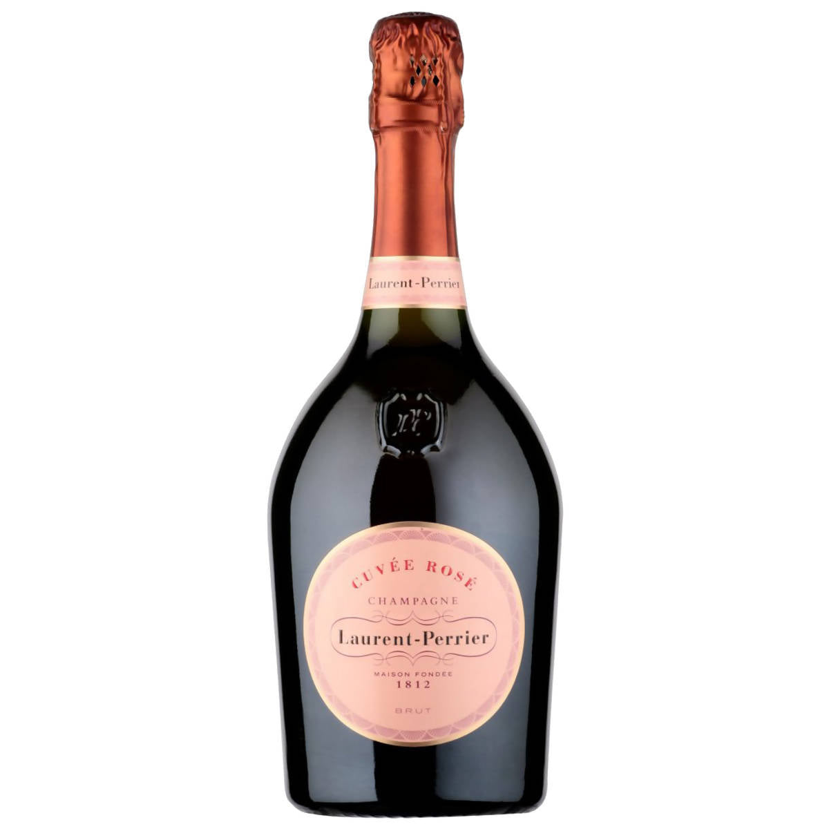 LAURENT-PERRIER ROSE BRUT CHAMPAGNE 75 CL