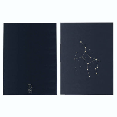 Virgo Sign - Horoscope Notebook
