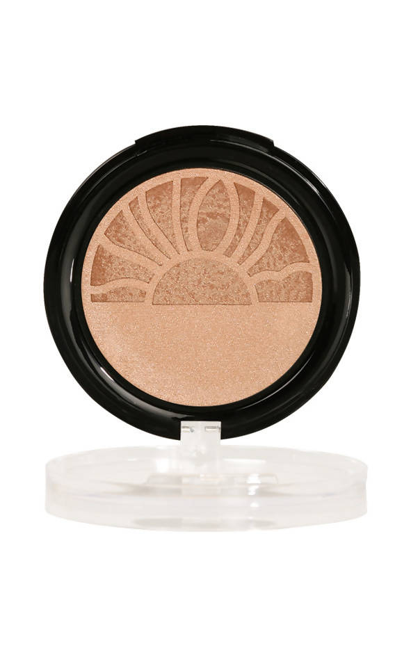 Rise & Shine metallic highlighter, Samoa