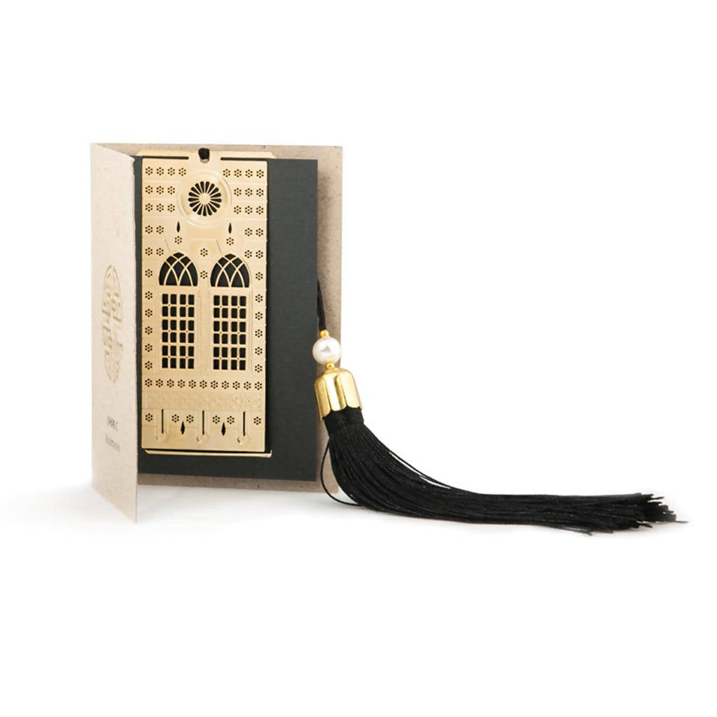 Mandaloun Window Bookmark