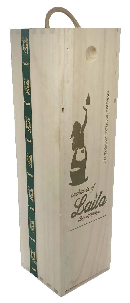 Orchards of Laila's Wooden Gift Box - Ayrouni