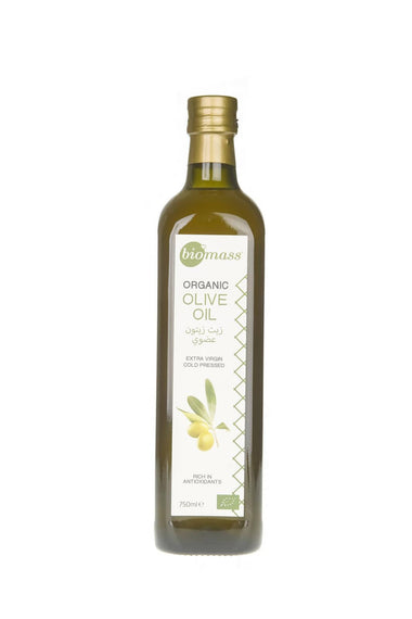 Organic Extra Virgin Olive Oil (Bottle - 750 ml)