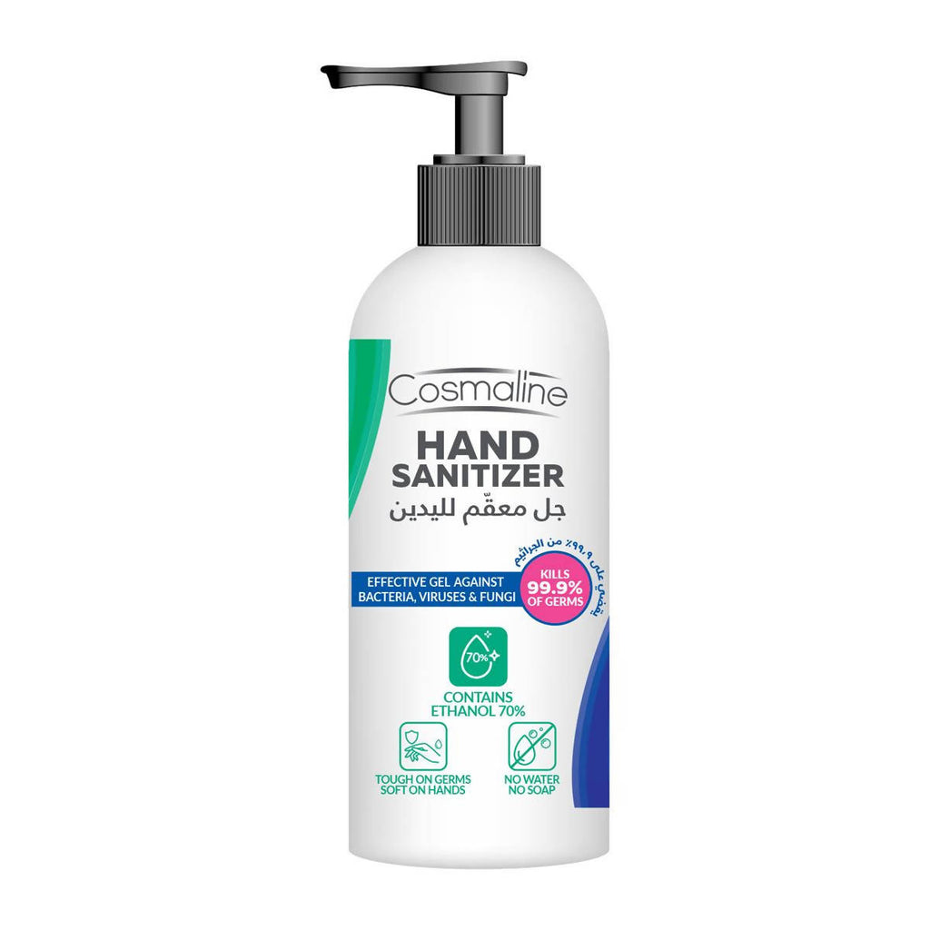 Hand Sanitizer Gel 240ml