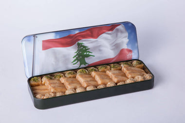 LEBANON FLAG COLLECTION- Douaihy Sweets