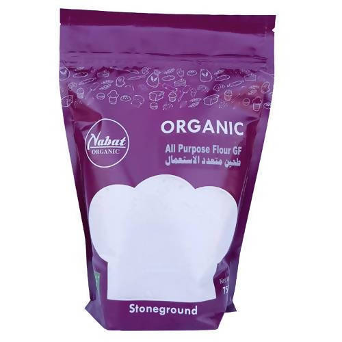 Organic All purpose Gluten Free 750 G