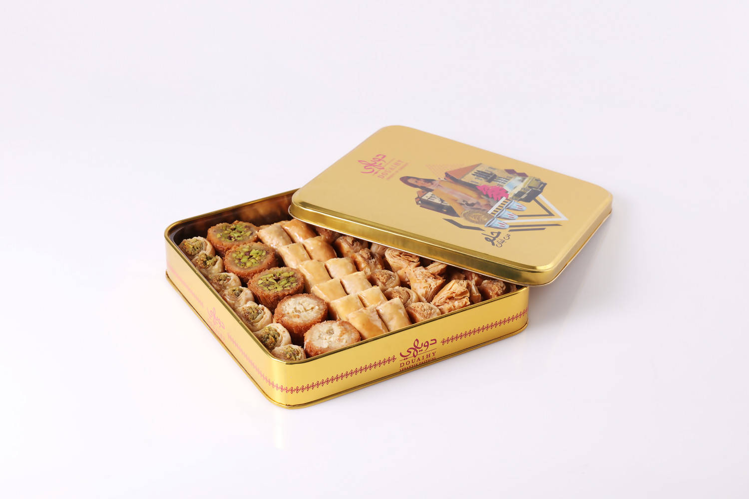 BAKLAVA LIGHT- DOUAIHY SWEETS