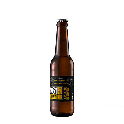 BREWMASTER'S SELECT: 961 LEBANESE PALE ALE