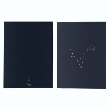Pisces Sign - Horoscope Notebook