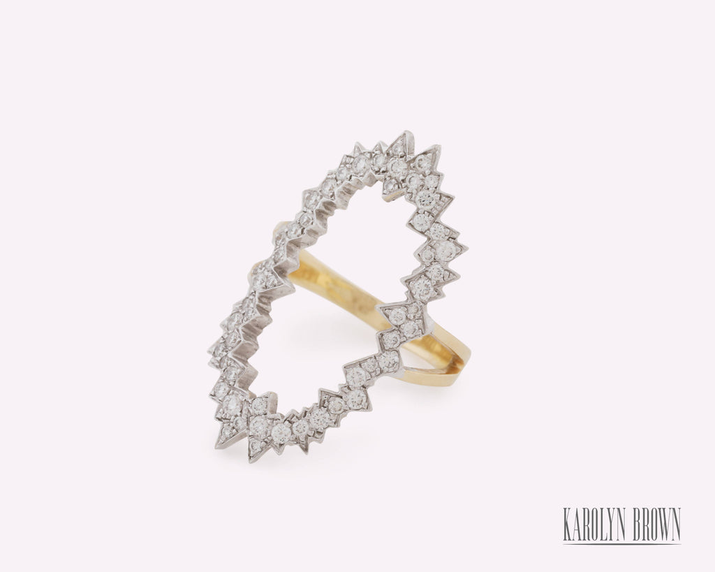 Ashley White Diamonds - Karolyn Brown Jewelry