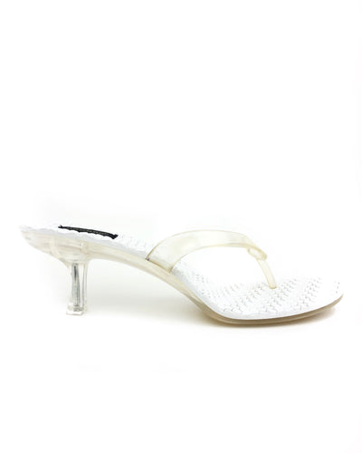 Jelly mule|White