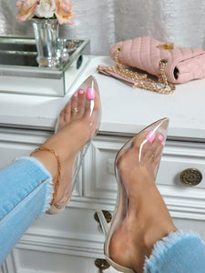 Glass Doll heels