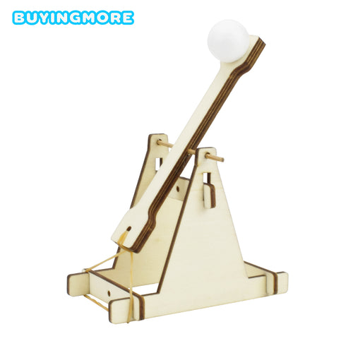 Catapult Model Kit DIY