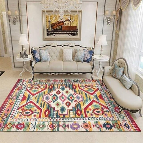 Vintage Hippie Luxe Carpet