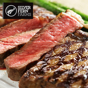 2 x 400g New Zealand Ribeye Grass-Fed