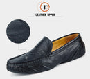 Men Leather Flat Shoes Spring Summer Shoes Male | Chaussures Homme Elegance