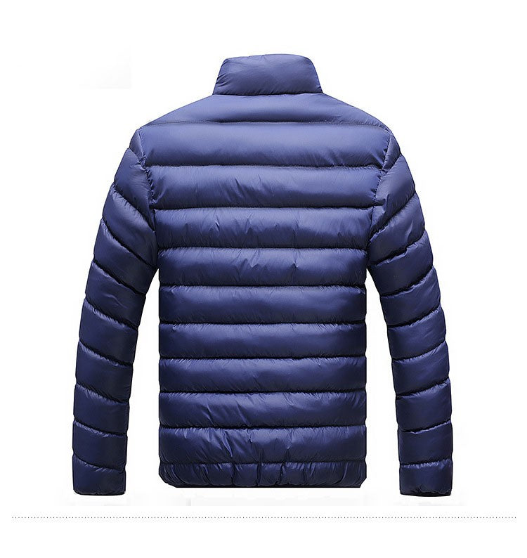 Men Winter Jacket Outwear Male Thick Coat