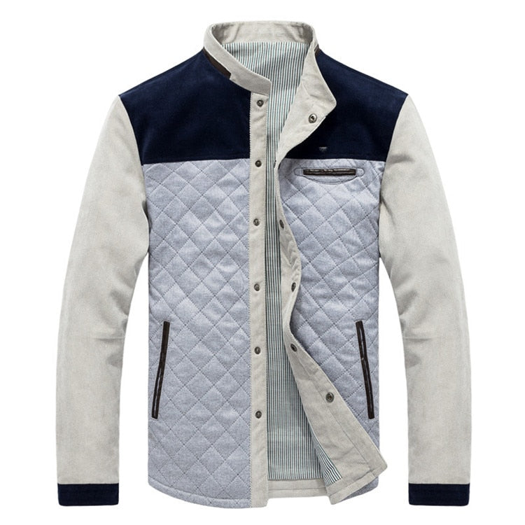 Spring Autumn Men's Jacket Baseball Uniform Slim Fashion Coat