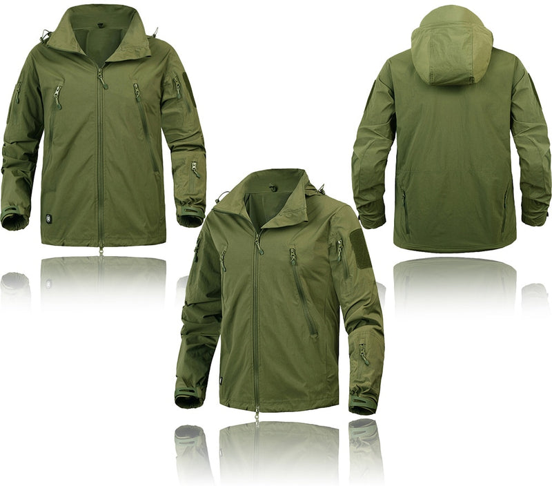 Brand Men's Jacket Coat Military US Army