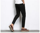 Cotton Pants for Men Pantalon Homme Coton