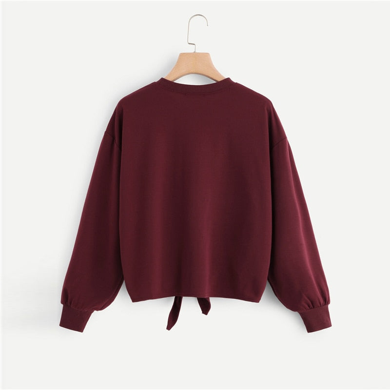 Sweatshirt Pulover for Women