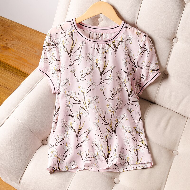 HQ Silk Shirt for Women