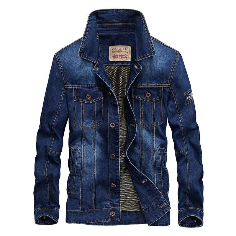 Winter Men Jacket Brand Male