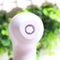 Mini Electric Face Wash Brush Skin Cleaner Facial Cleansing Clean Blackhead Scrub SPA Beauty Tool Replaceable Head Brush