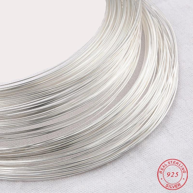 Silver 925 Sterling Wire Metal for Earring Making