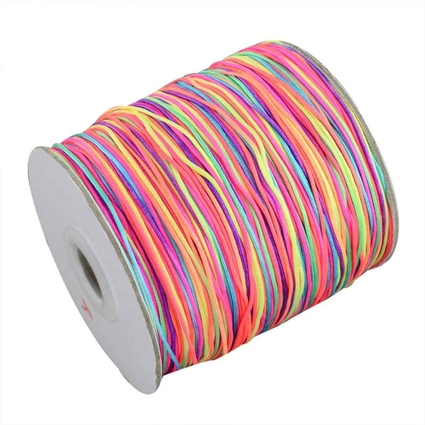 Nylon Cord for Bracelet Making and Jewelry Repair and Making