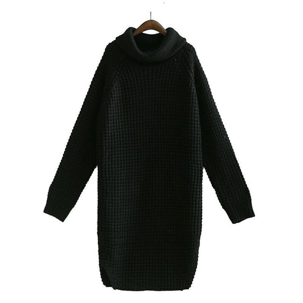Women's Long Sleeve Sweater Pull