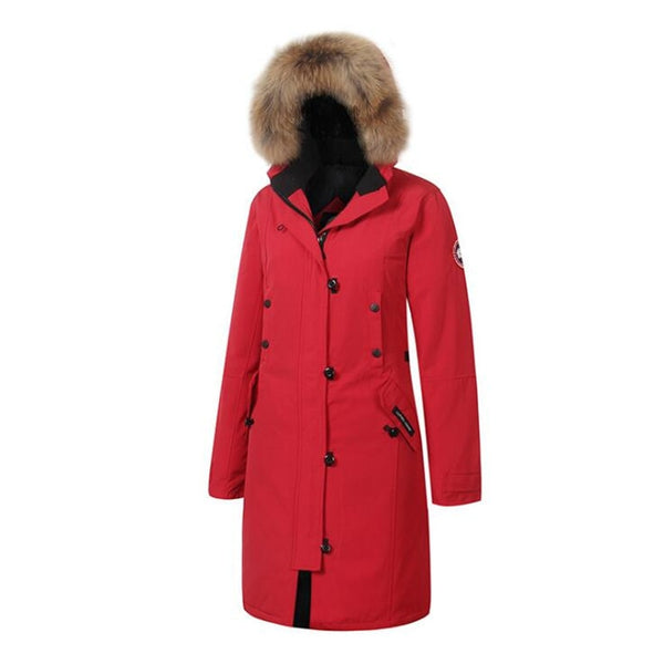 Coat Female Hooded Jacket for Women