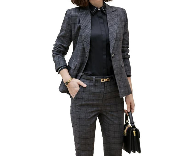 Lady Uniform Suits Work Wear for Women