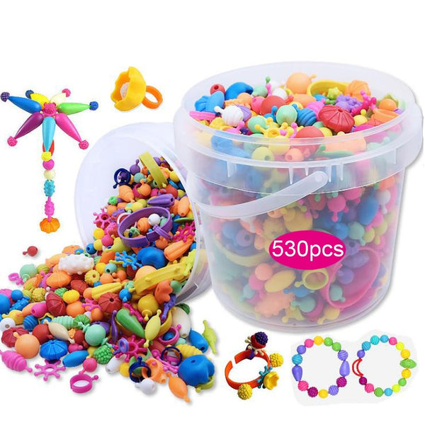 Cordless Beads Baby Toys Lot Jouet pour Enftant Children Toys