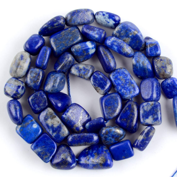 Lapis Lazuli Beads for Jewelry Making