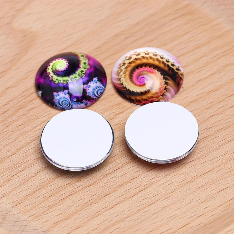 onwear pattern photo round dome glass cabochon 10mm 12mm 14mm 16mm 20mm 25mm diy cameo findings for jewelry making