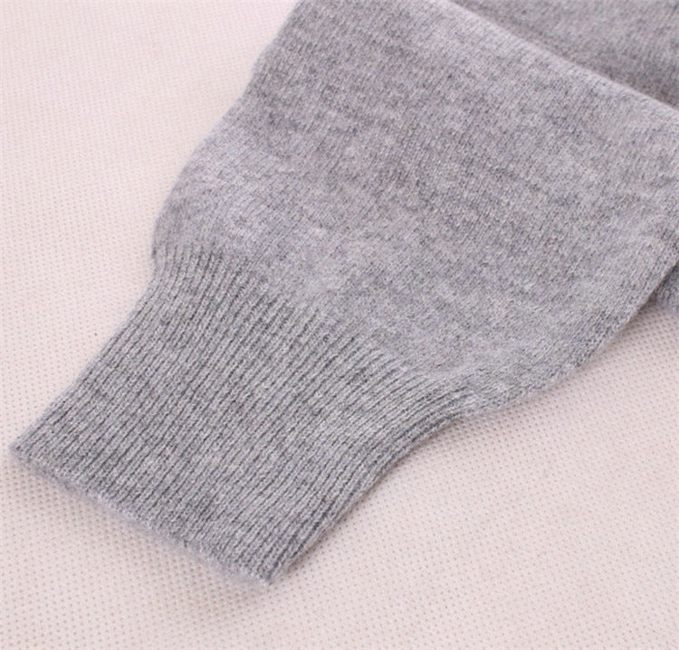 100%goat cashmere cross grain knit men fashion thin pullover sweater turn-down collar grey 3color S/2XL