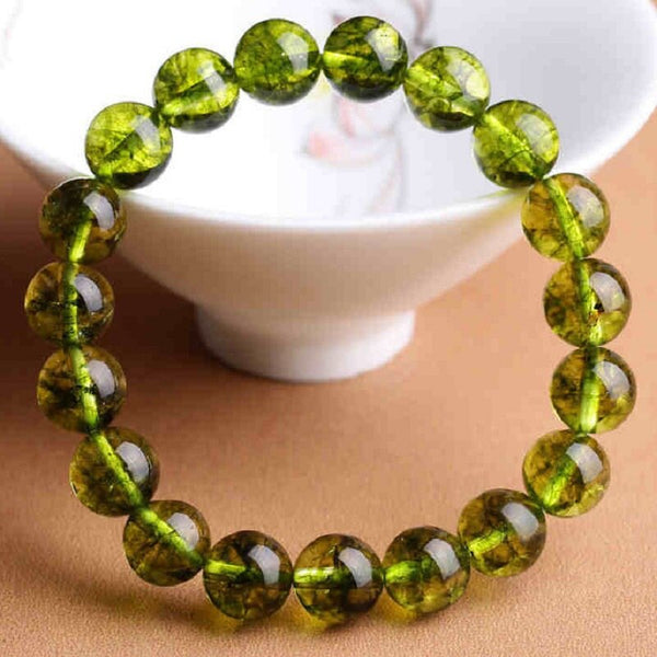 2017 New Bohemian Charm Burst grain Bracelet Green Crystal Nature Stone Wrap Bracelets For Women Fashion Jewelry Boho Bangles