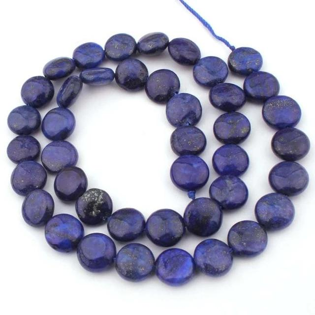 Lapislazuli Stone Beads for Jewelry Bracelet Necklace Making