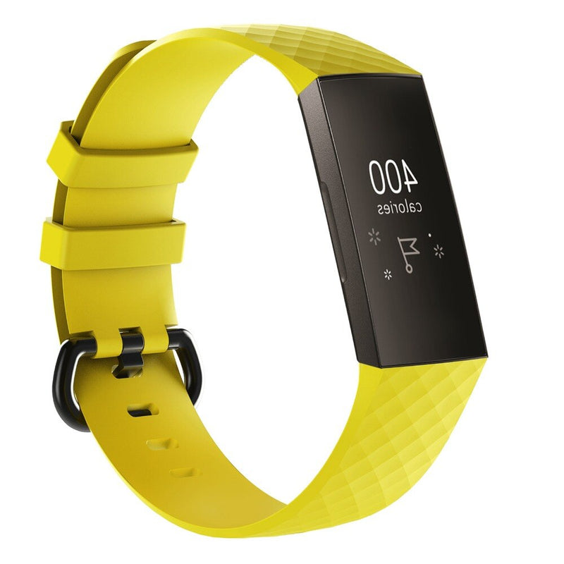 Replacement Band Strap Fitbit Charge 3 Fitness Activity Tracker