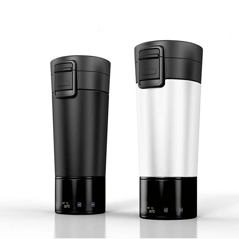 Automatic Ember Lithium Battery Power Back Heating Coffee Tea Cup Thermos Bottle