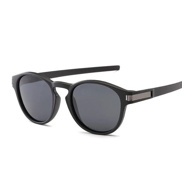Women & Men Polarized Oval Sunglasses Retro