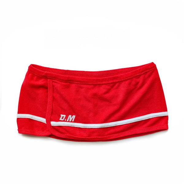E likable youth fashion new solid color men's underwear comfortable breathable low waist sexy home boyshort