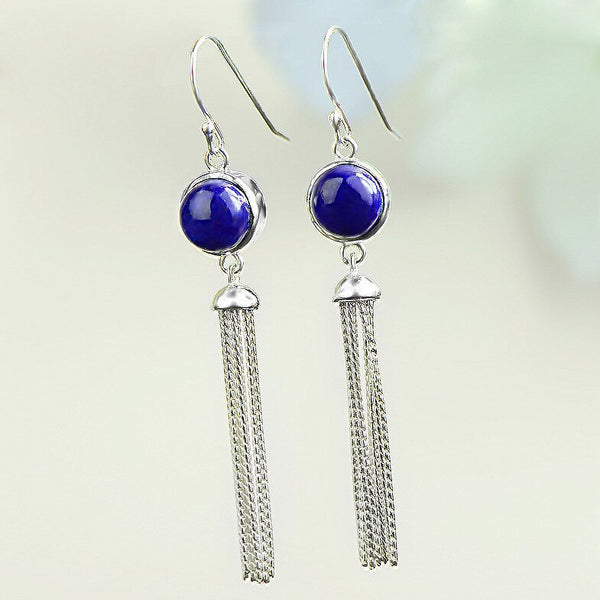 Women Earrings Silver 925 Sterling Fine Gemstone Gift Christmas 2019