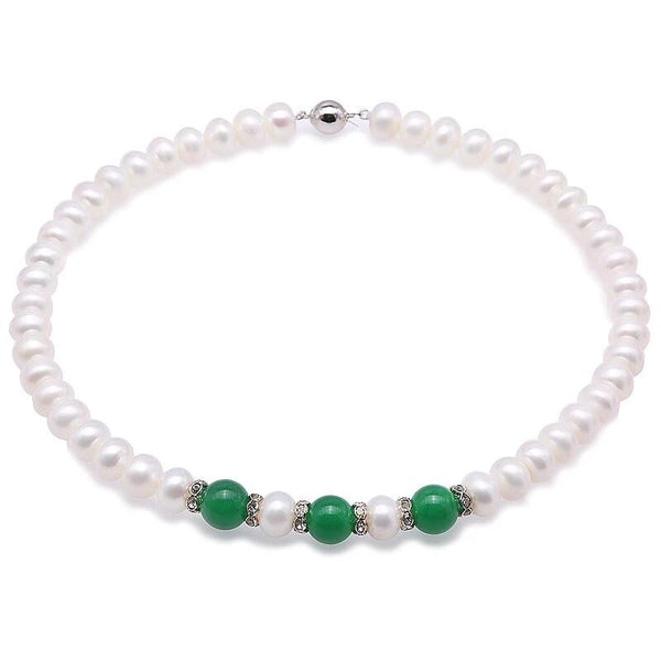 Women Jade Necklace Christmas Gift 2019