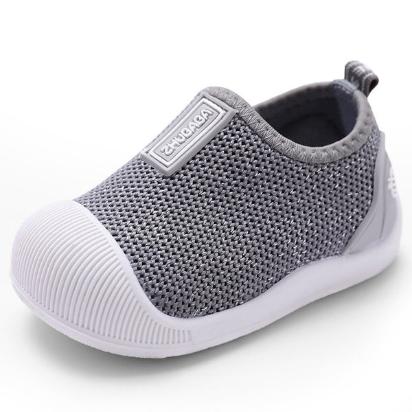 Kids Shoes For Girls Boys Letter Mesh Rubber Casual Sneakers Princess School Children Sport Run Toddler Baby Shoe Outdoor 19Jul