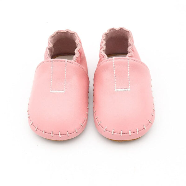 Baby Shoes Boys Girls Pink First Walkers 2019 New Baby Newborn Babies Shoes Soft Bottom Genuine leather Prewalkers Boots